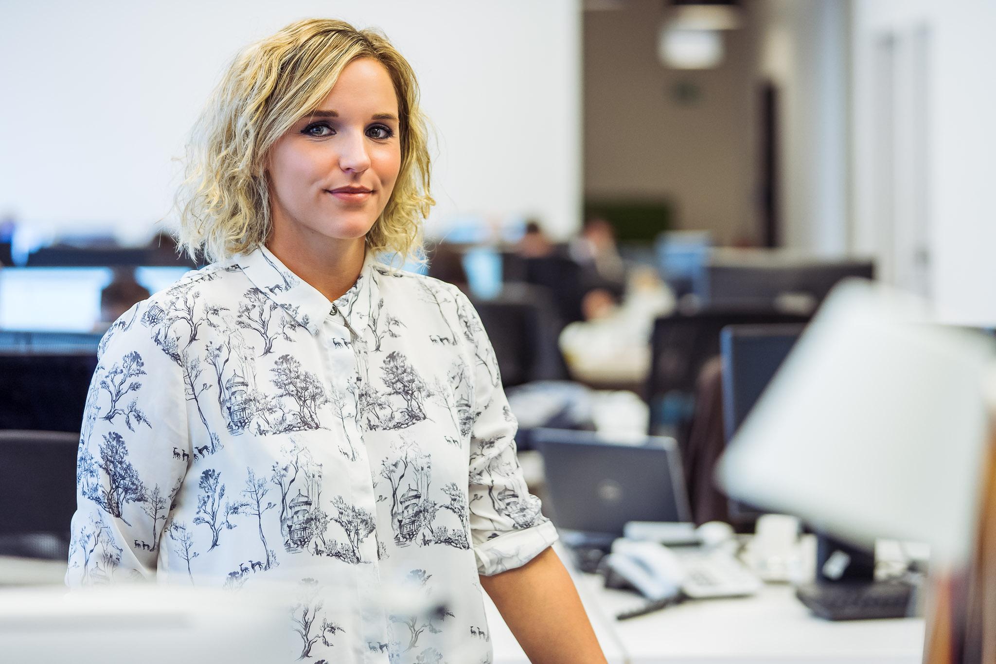 Joana, Sales Manager Dusseldorf